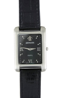 D228-25131&#10Case material: brass&#10Braclet material: genuine leather&#10Movement type: quartz-mechanical