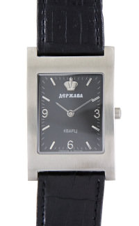D302-35105&#10Case material: steel&#10Braclet material: genuine leather&#10Movement type: quartz-mechanical