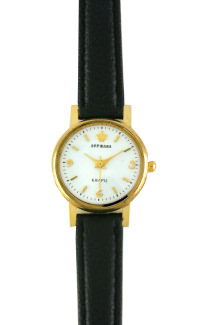 D79-15112&#10Case material: alloy&#10Braclet material: genuine leather&#10Movement type: quartz-mechanical